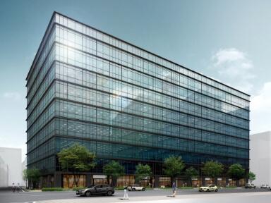 開発型SPCを活用した大規模オフィスビル開発