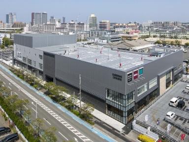 大型商業施設「ガーデンズ千早」の開発